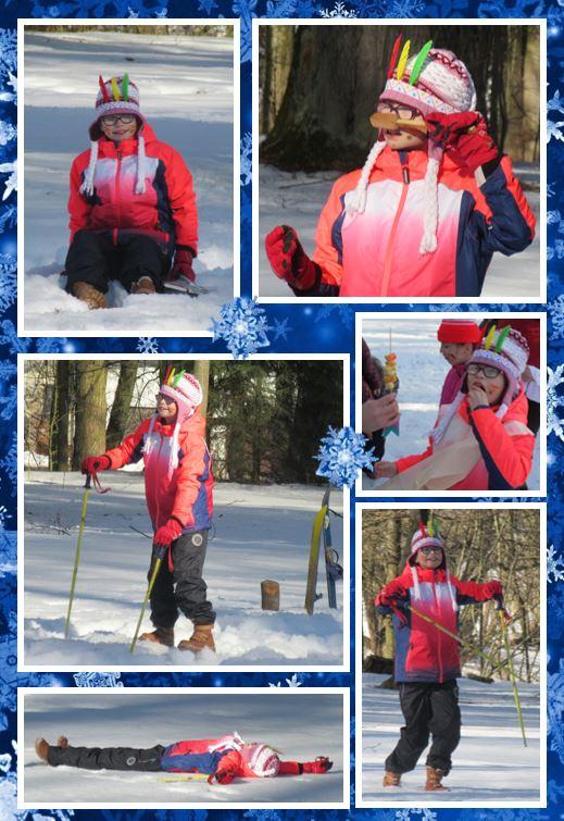 Přežití v zimní přírodě